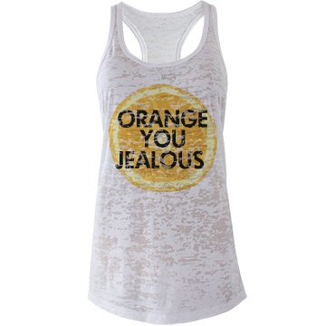 Orange You Jealous Tank