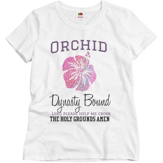 Orchid shirt alternate