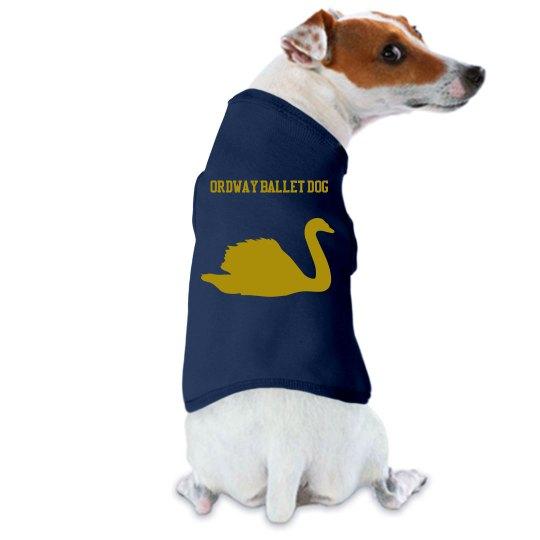 Ordway Dog Shirt