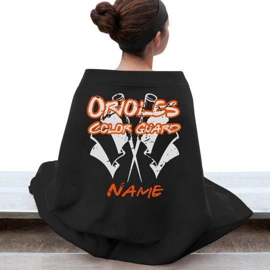 Orioles Color Guard 2020