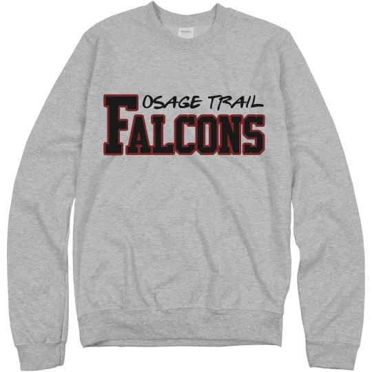 OT Falcons sweatshirt