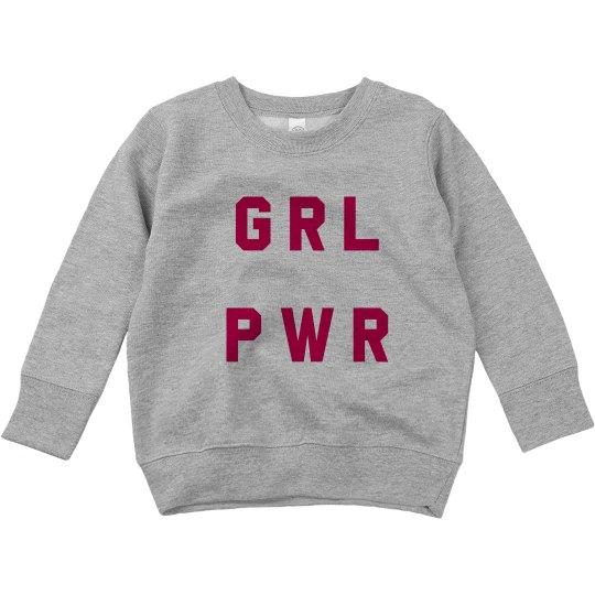 Our Future Sweatshirt (Toddler)