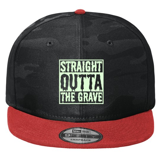 Outta the grave - Glow-in-the-Dark - Hat
