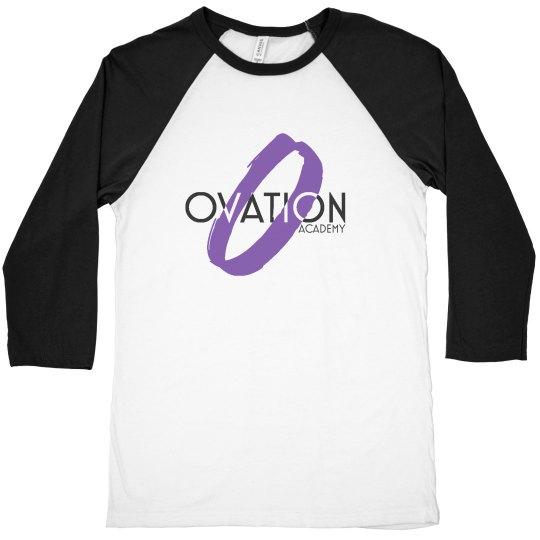 Ovation Baseball T