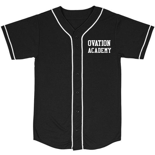 Ovation Baseball Tee