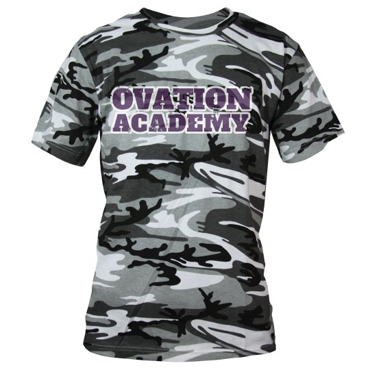Ovation Camo Shirt