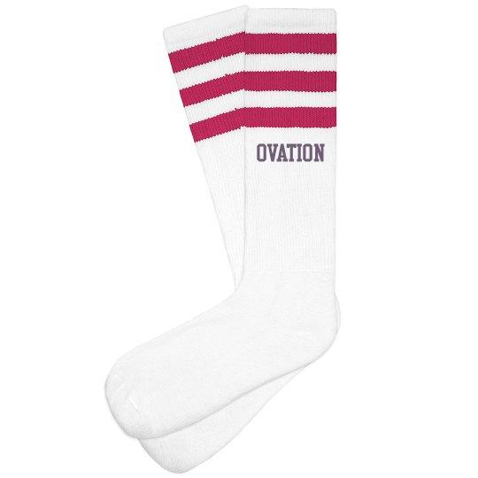 Ovation socks