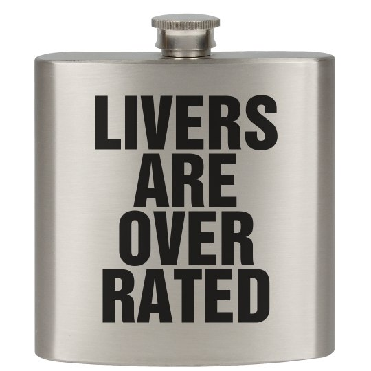 Overrated Livers