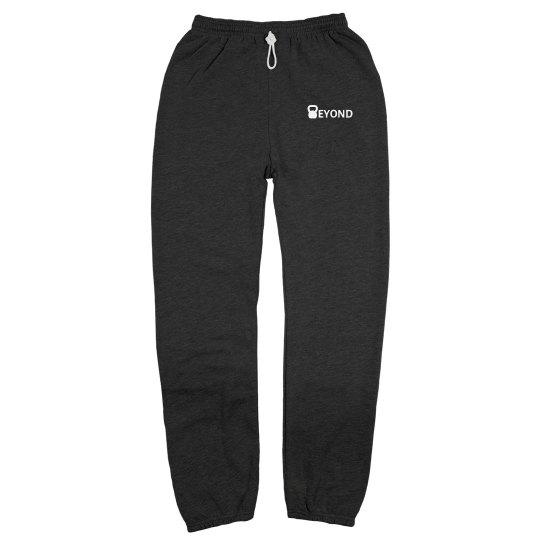 Oversize 90's Joggers (Dark Grey)