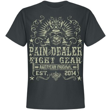 Pain Dealer Classic Fight Shirt