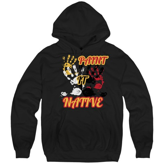 PAINT IT NATIVE