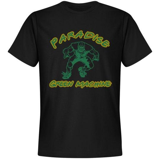 Paradise Green Machine