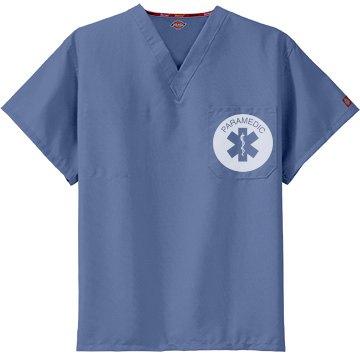 Paramedic Label Scrub