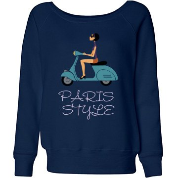 Paris Style Sweat