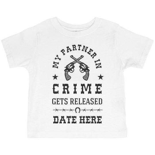 Partner In Crime Gets Released Baby