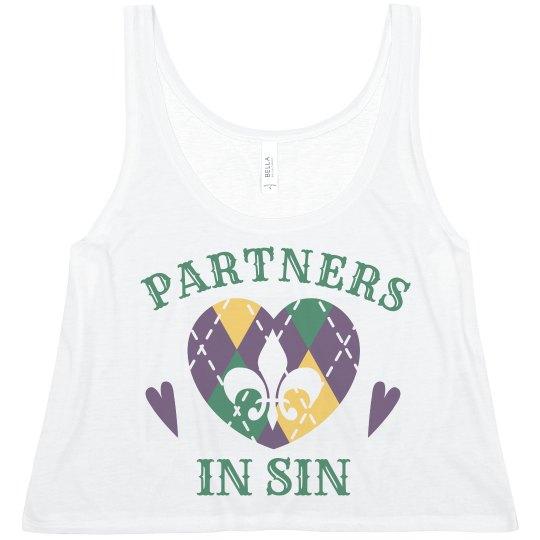 Partners In Mardi Gras Sin 1