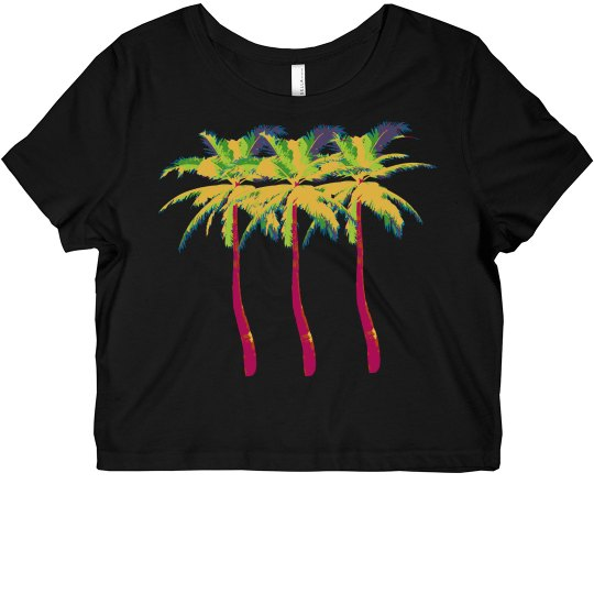 Party Palm Tree