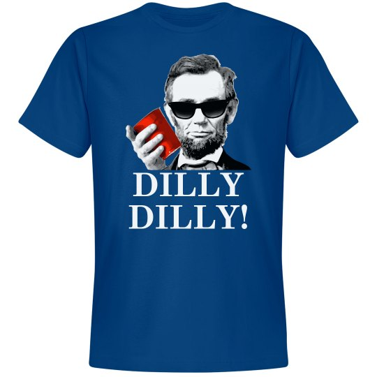 Party President Dilly Dilly