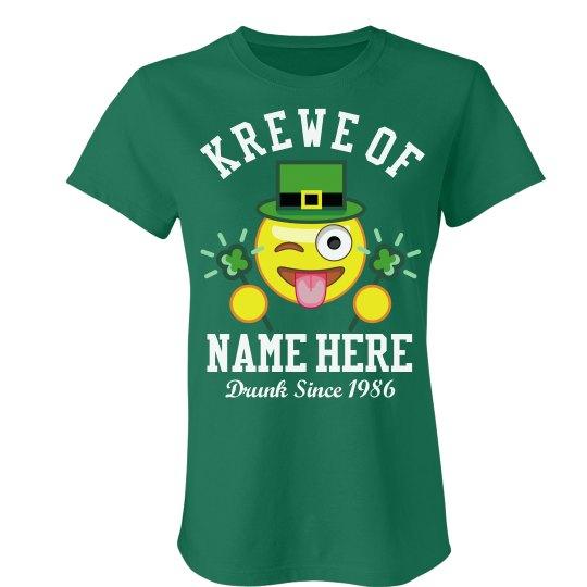 Patricks Day Drink Krewe
