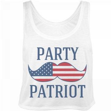 Patriot Star Flag