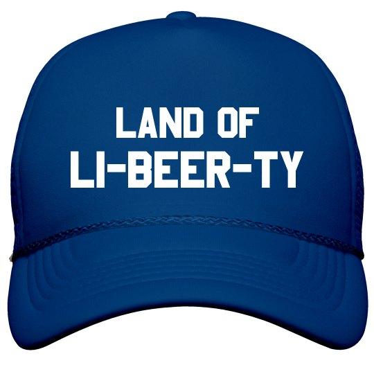 Patriotic With Li-Beer-ty
