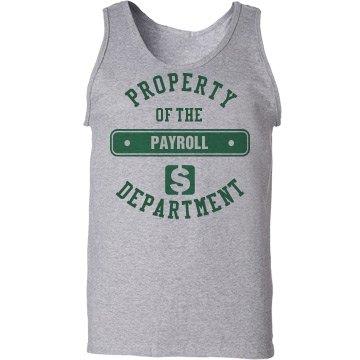 Payroll Department