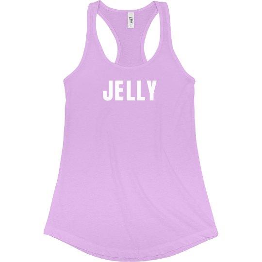 PB&J Jelly BFF Costume Shirt