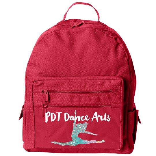 PDT Dance Bag Purple