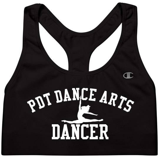 PDT Dancer Sports Bra