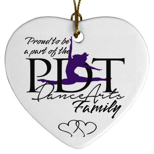PDT Family Ornament