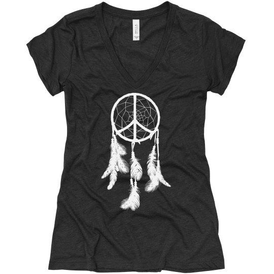 Peace Dreamcatcher