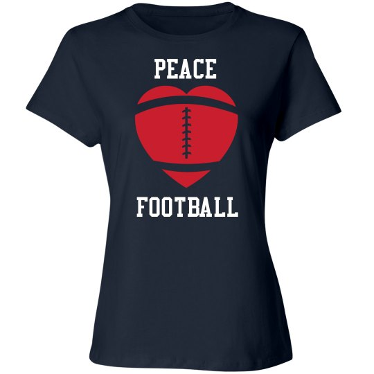 Peace Love and Football
