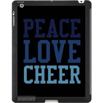 Peace Love Cheer