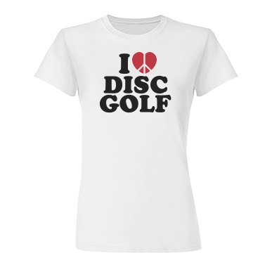 Peace, Love, Disc Golf
