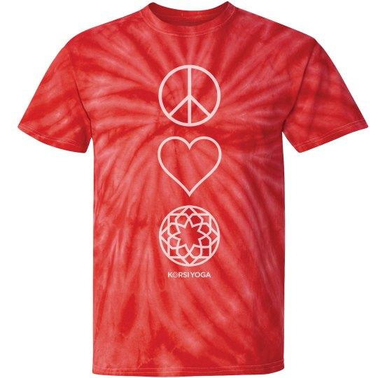Peace Love Korsi - Unisex Tee