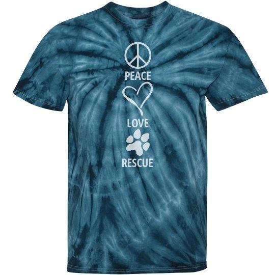 Peace, Love, Rescue