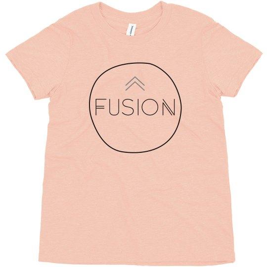 Peach Youth T-Shirt
