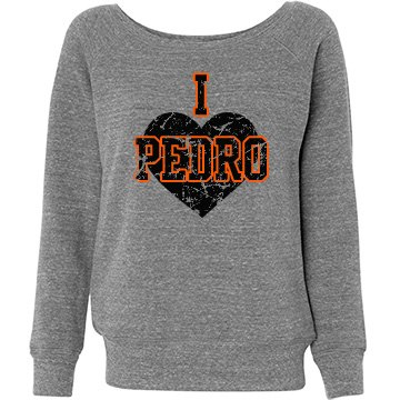 Pedro Distressed Sweatshirt