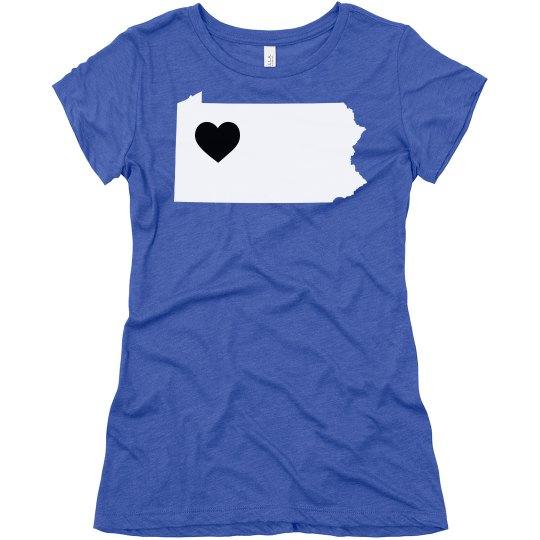 Pennsylvania City Love