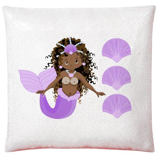 Penny: A Mermaid in Purple
