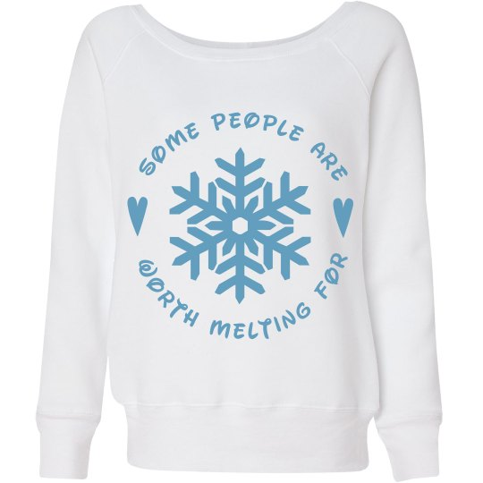 People Worth Melting For