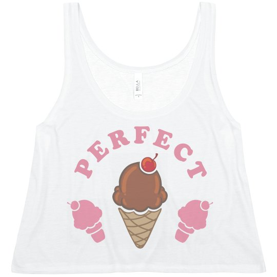 Perfect Ice Cream Pair