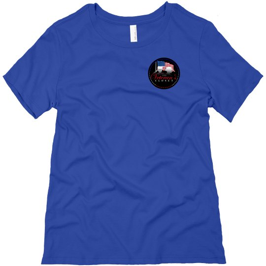 Perfect ladies T with logo