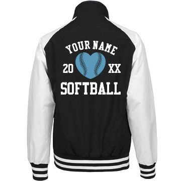 Personal Softball Jacket