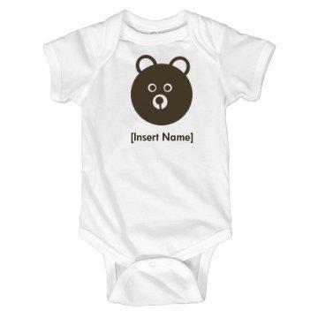 Personalized Bear