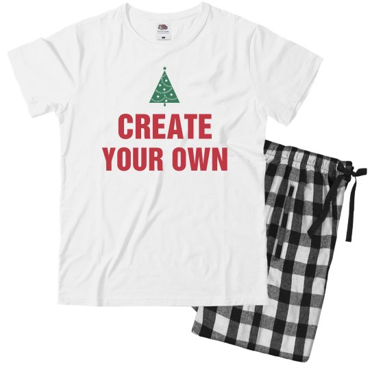 Personalized Christmas Pajama Set