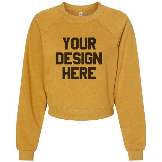 Personalized Design Sweater