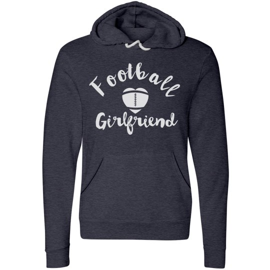 Personalized Football Girlfriend