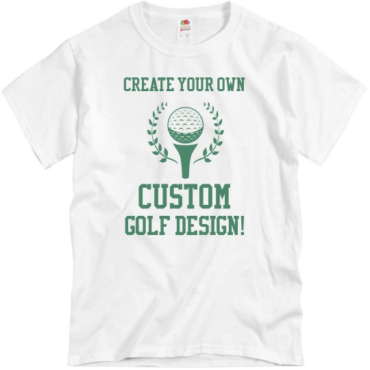 Personalized Golf Team Shirts