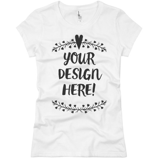 Personalized Ladies Shirts